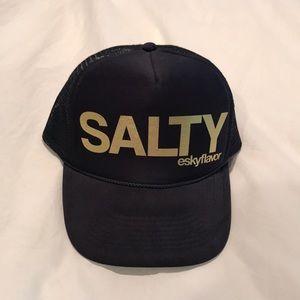 """Salty"" EskyFlavor Trucker Hat"